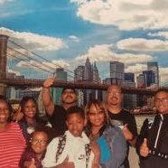 Gretchen McAllister Jackson Family